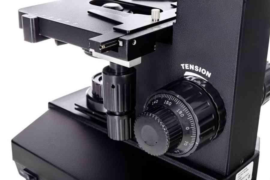 Biologický trinokulární mikroskop Levenhuk 870T - foto 7