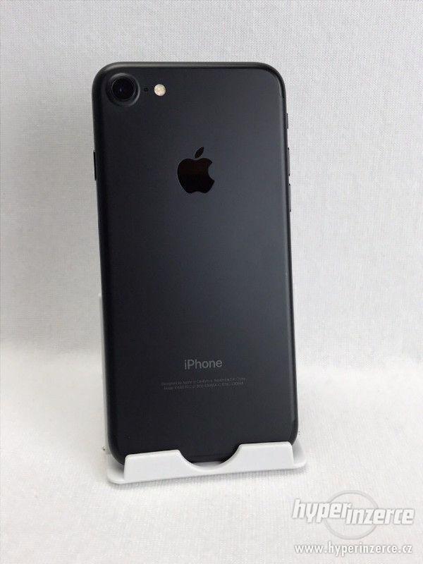 iPhone 7 32gb černý nový odemčený - foto 1