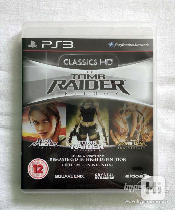 PS3 - Tomb Raider Trilogy - foto 1