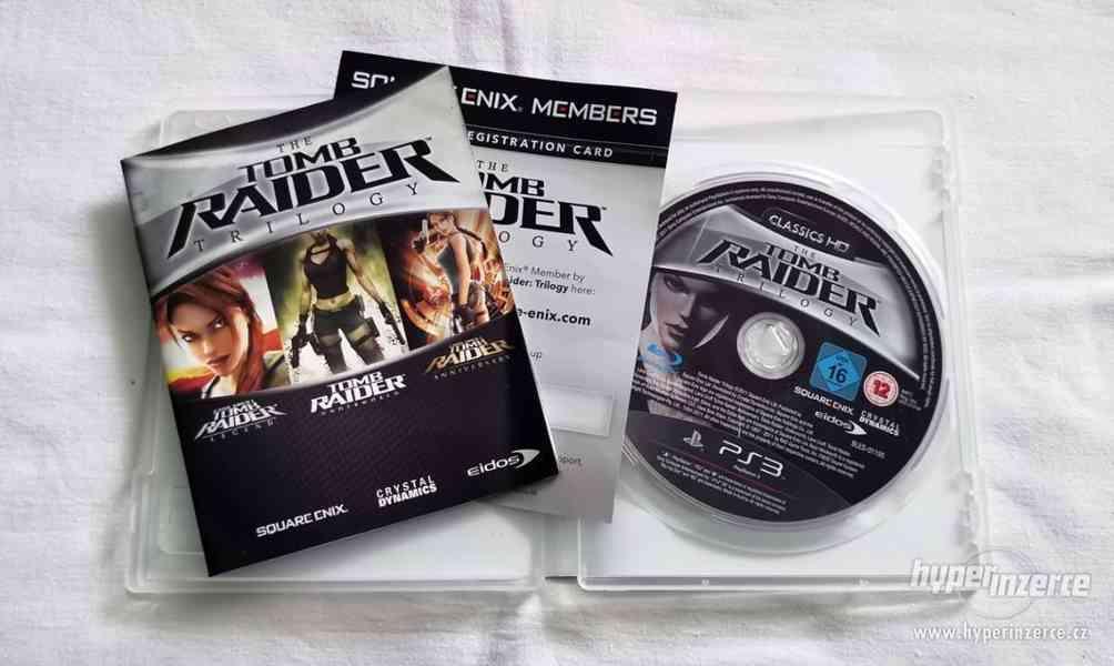 PS3 - Tomb Raider Trilogy - foto 2
