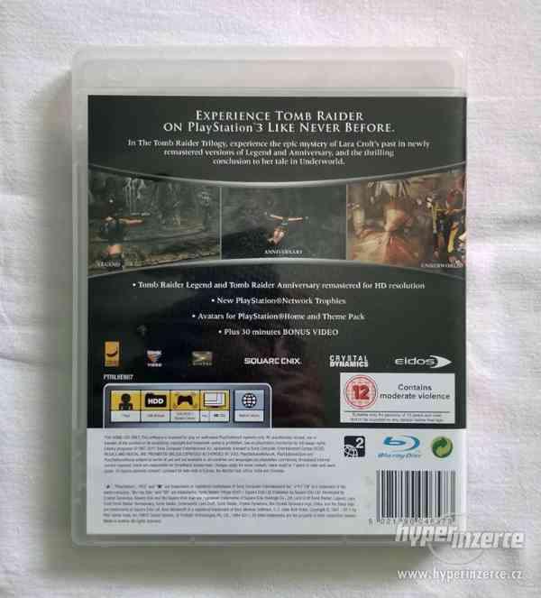 PS3 - Tomb Raider Trilogy - foto 3