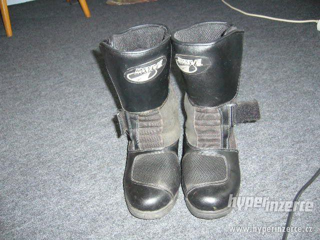 Dámské boty DRIVE - foto 3