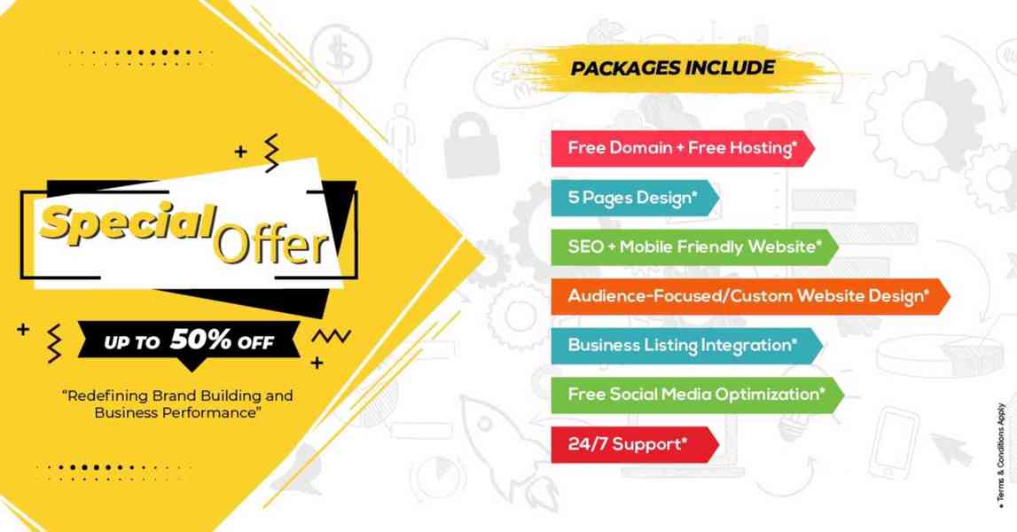 Web Design Services with top digital marketing