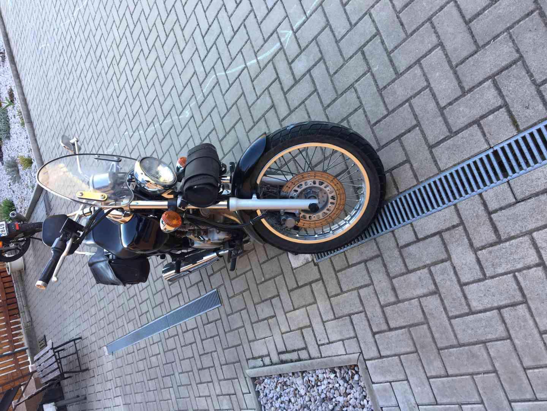 Prodám Kawasaki eliminator 125 - foto 1