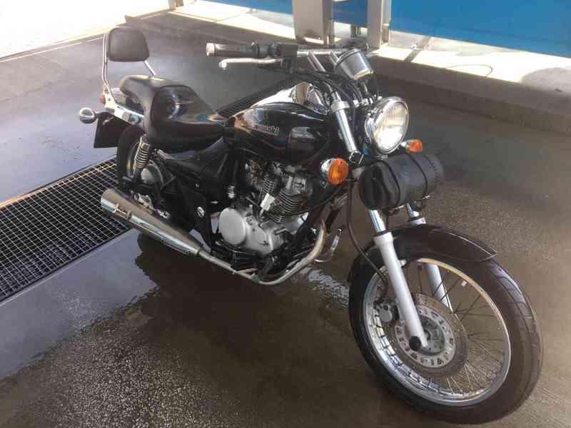 Prodám Kawasaki eliminator 125 - foto 5