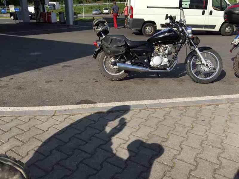 Prodám Kawasaki eliminator 125 - foto 3