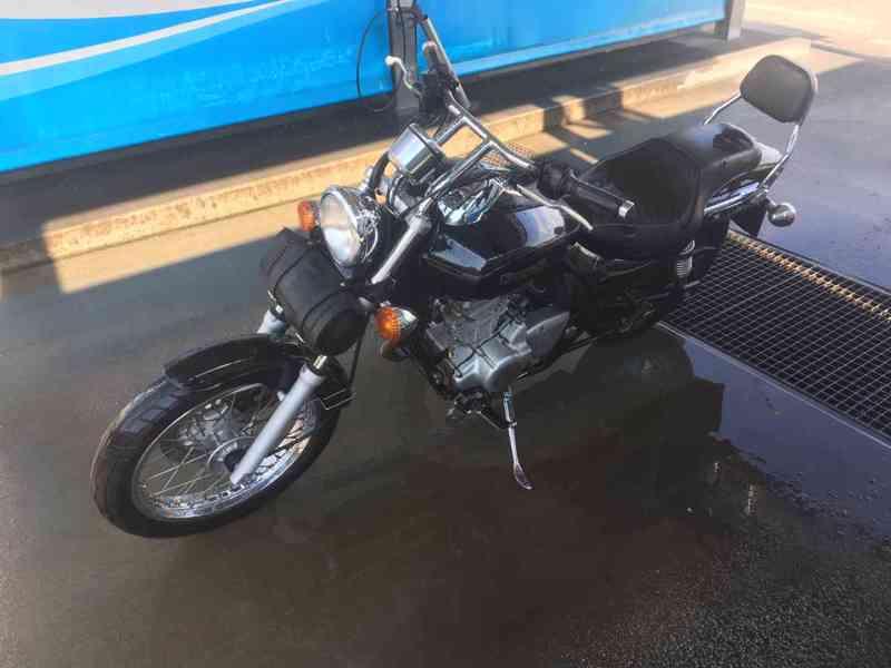 Prodám Kawasaki eliminator 125 - foto 4