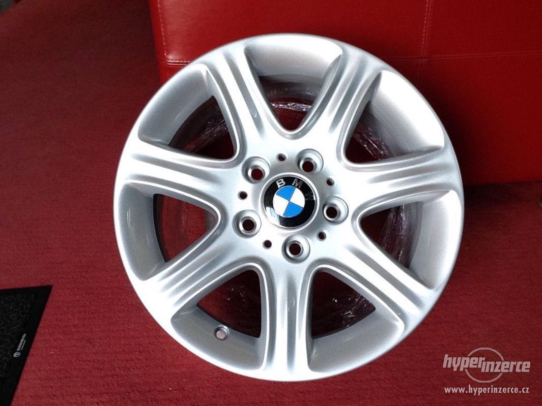 "BMW řada 1  alu kola 16"" a 18"" originál BMW, nové. - foto 1"