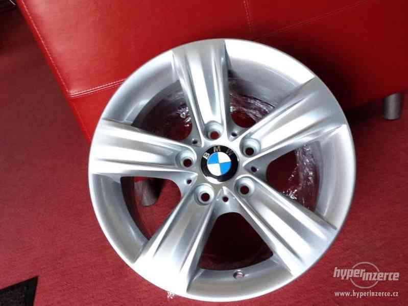 "BMW řada 1  alu kola 16"" a 18"" originál BMW, nové. - foto 2"