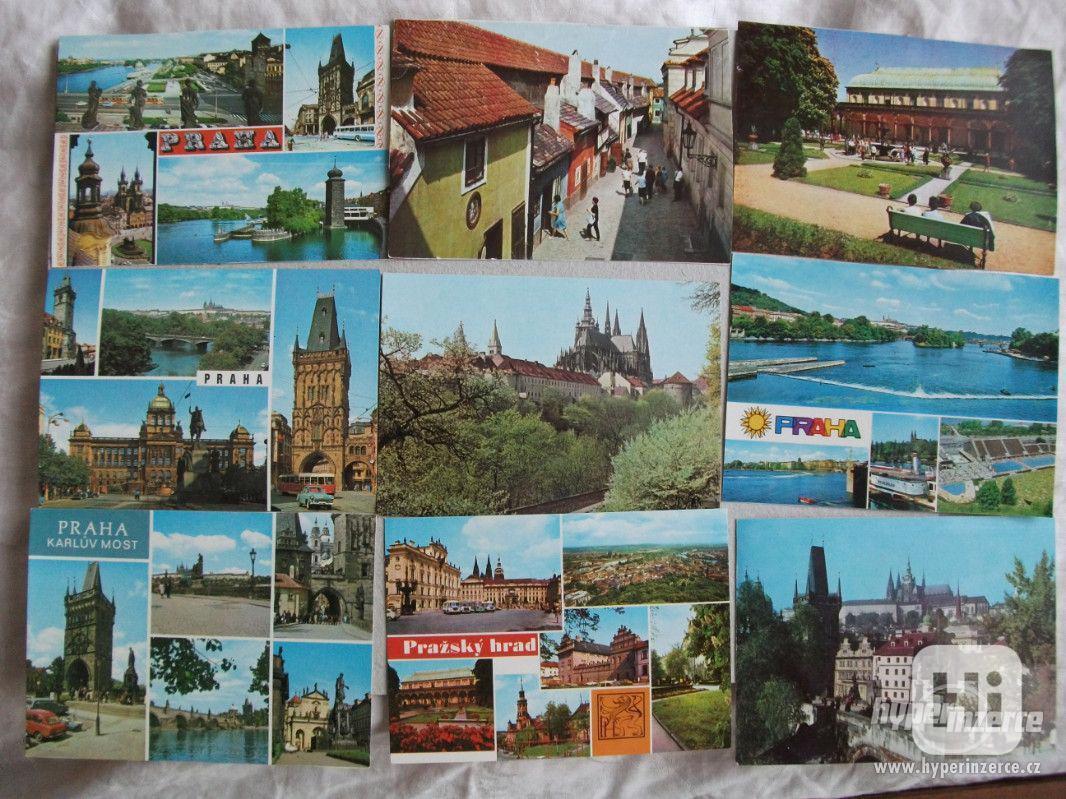 Starší pohlednice pro sběratele - foto 1