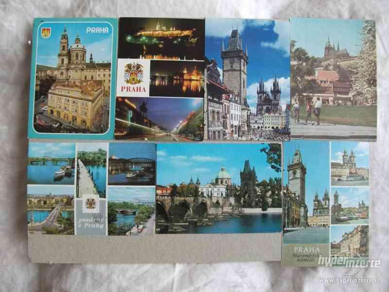 Starší pohlednice pro sběratele - foto 3