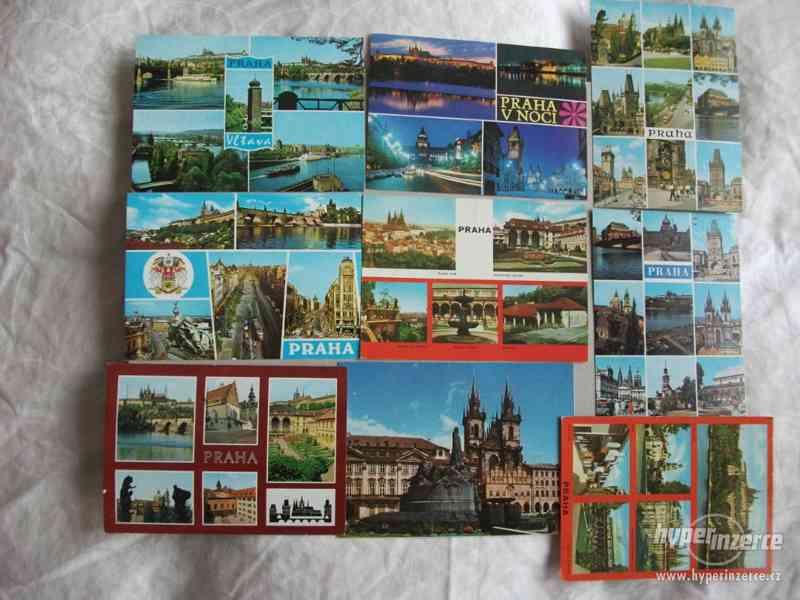 Starší pohlednice pro sběratele - foto 4