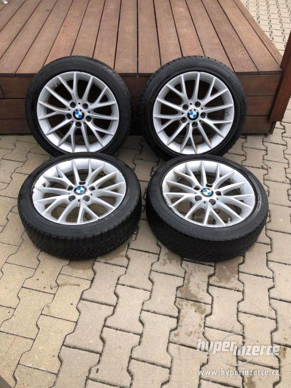 ALU BMW F20/F22 - styling 380, 7x17 - 5x120 - originál - foto 1