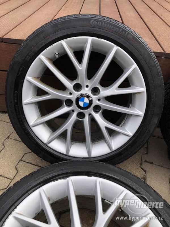 ALU BMW F20/F22 - styling 380, 7x17 - 5x120 - originál - foto 2