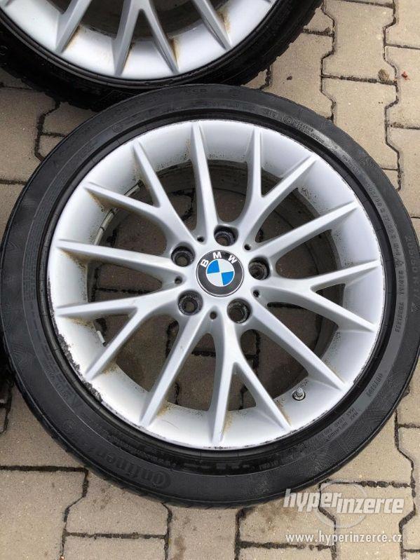 ALU BMW F20/F22 - styling 380, 7x17 - 5x120 - originál - foto 4