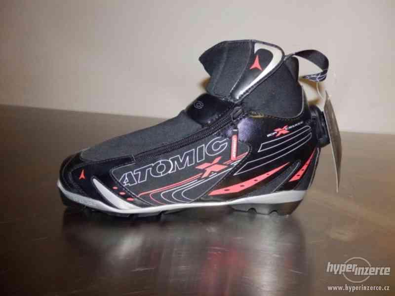 Běžecké boty - Atomic Boa XCruise, vel 8 - NOVÉ