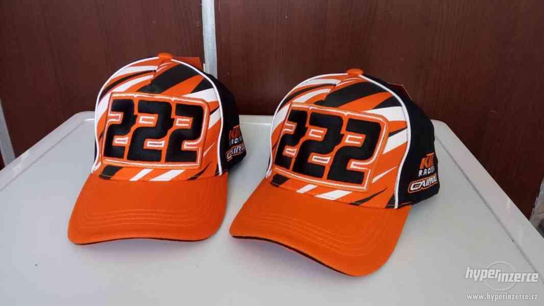 KTM kšiltovka čepice 222