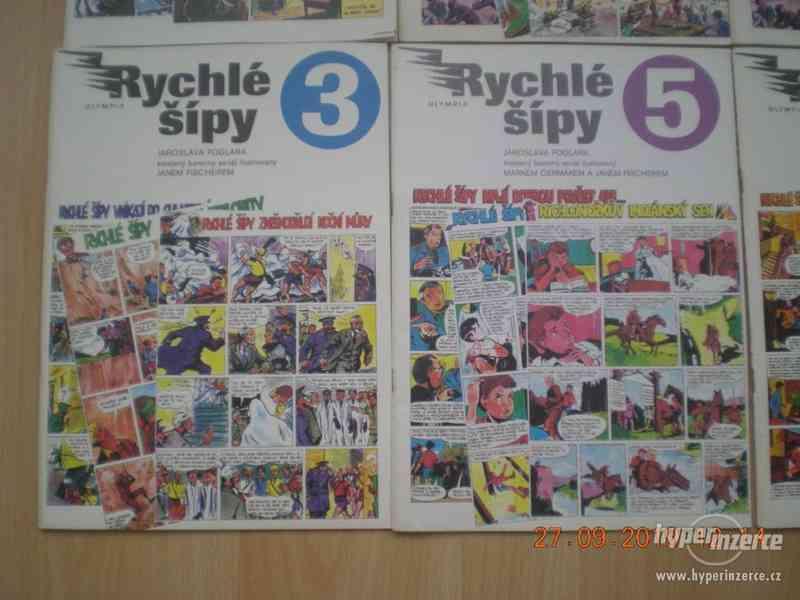 RYCHLÉ ŠÍPY - sešity z roku 1990-1 - foto 4