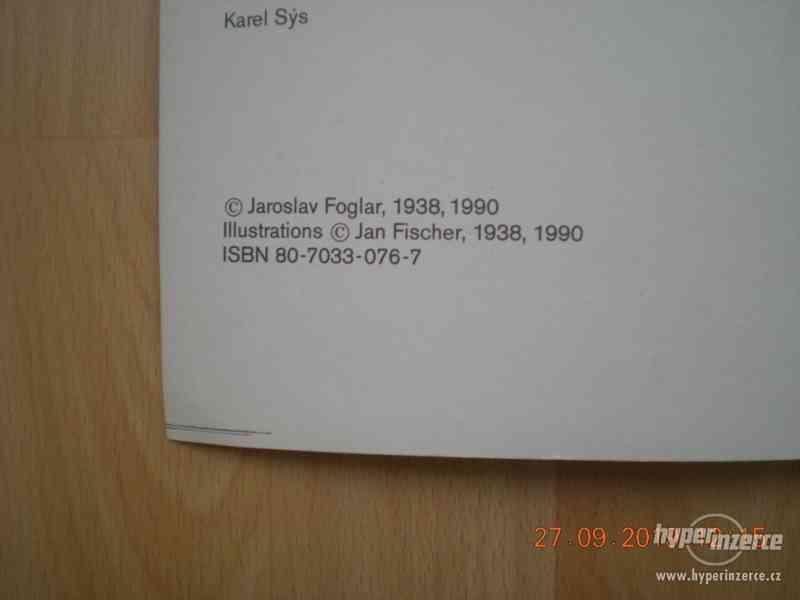 RYCHLÉ ŠÍPY - sešity z roku 1990-1 - foto 7