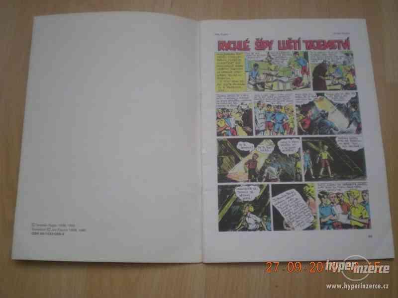 RYCHLÉ ŠÍPY - sešity z roku 1990-1 - foto 9