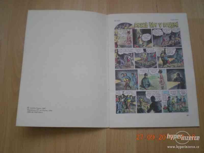 RYCHLÉ ŠÍPY - sešity z roku 1990-1 - foto 12