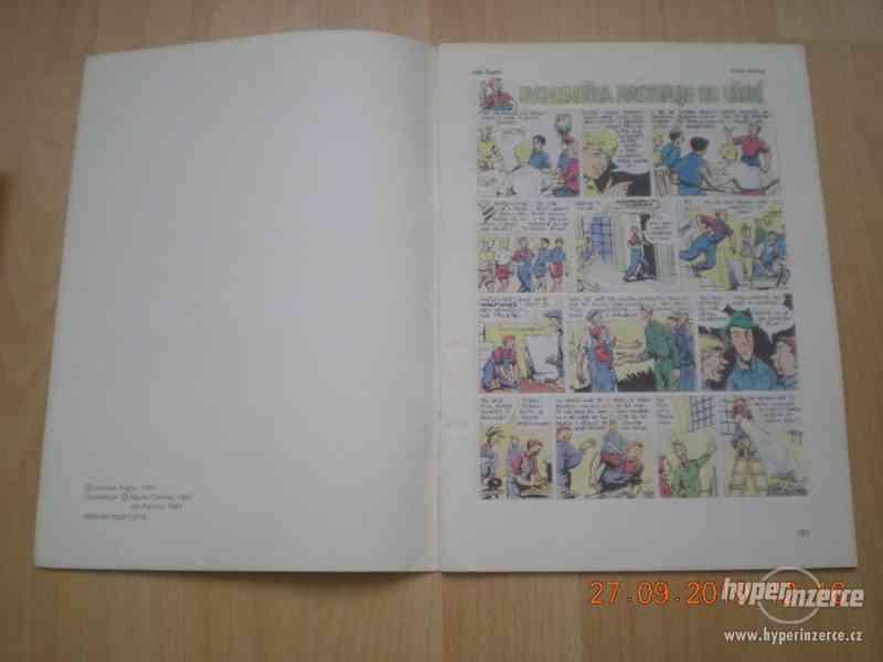 RYCHLÉ ŠÍPY - sešity z roku 1990-1 - foto 15