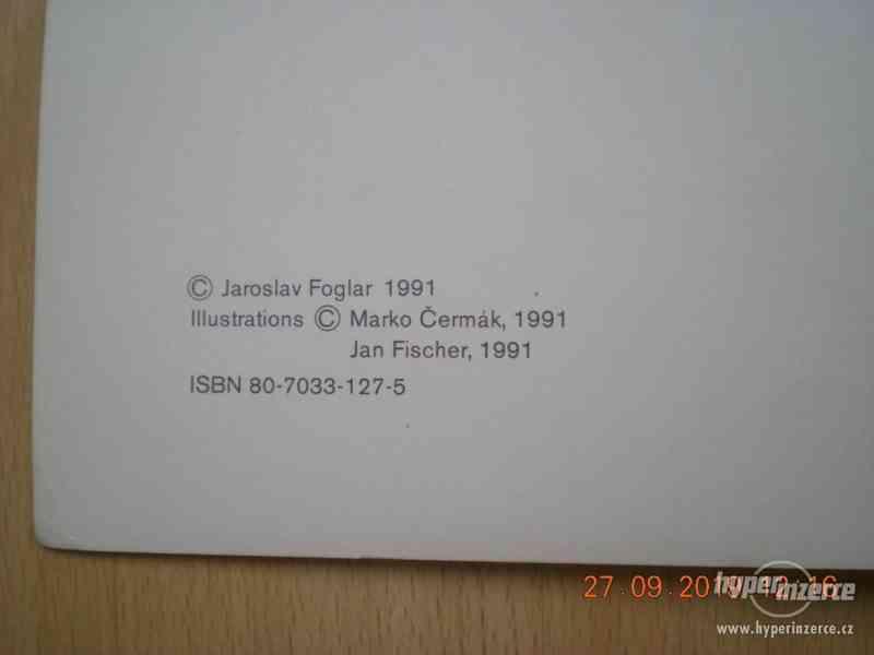 RYCHLÉ ŠÍPY - sešity z roku 1990-1 - foto 16