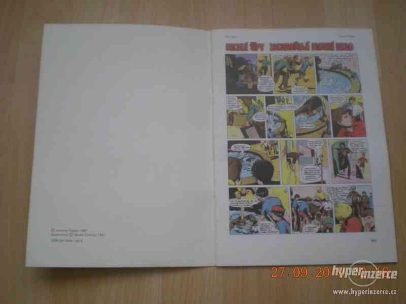 RYCHLÉ ŠÍPY - sešity z roku 1990-1 - foto 18