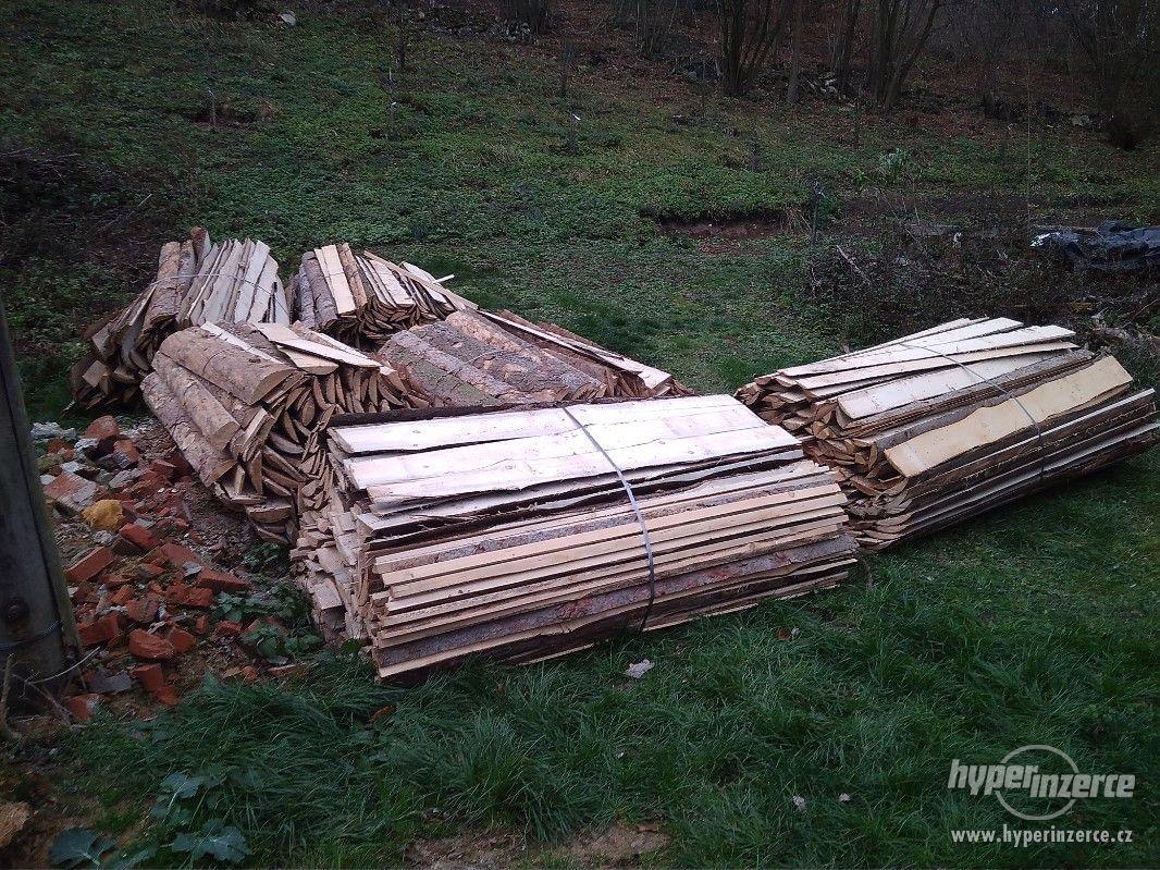 Dřevo - foto 1
