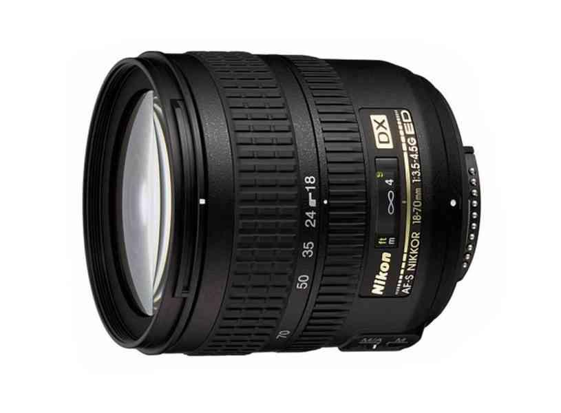 Objektiv NIKKOR AF-S DX 18-70/3, 5-4,5 G IF-ED Nikon