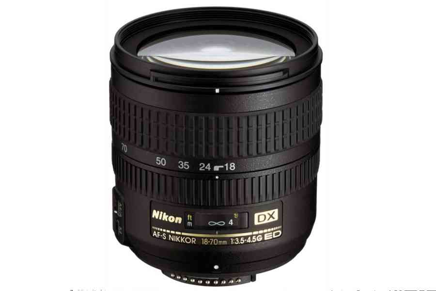 Objektiv NIKKOR AF-S DX 18-70/3, 5-4,5 G IF-ED Nikon - foto 2