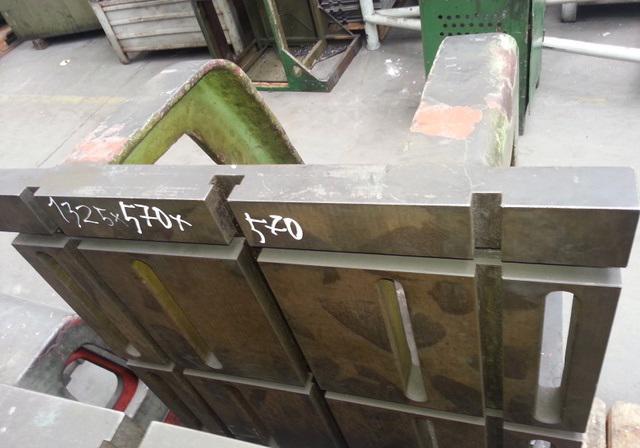 Upínací úhelník 1325x570x570mm (5820.) - foto 5