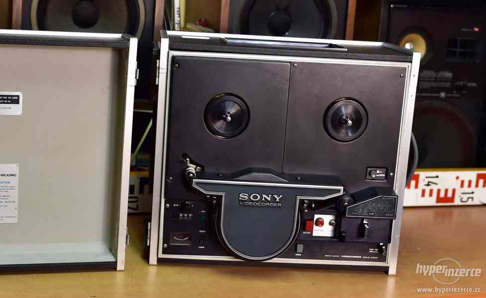 SONY CV 2100-ACE Videorecorder