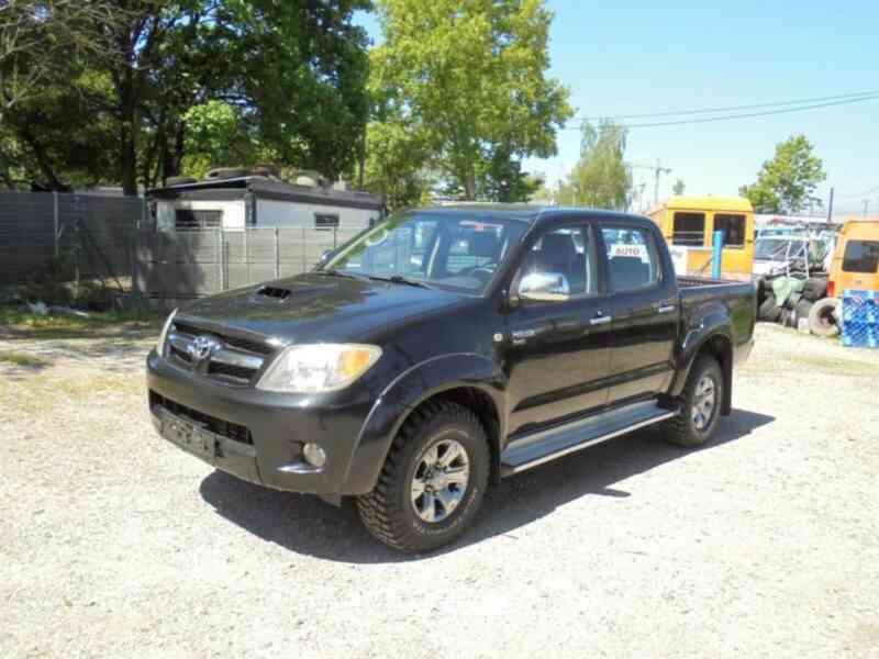 Toyota Hilux 4x4 2,5d 88kw
