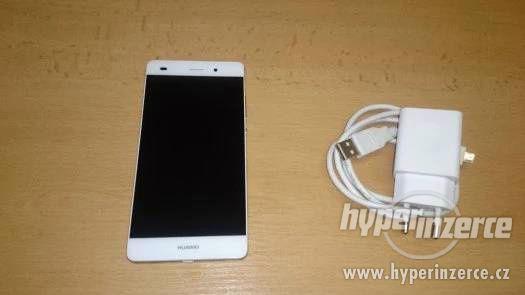Prodám Huawei P8 lite White Dual Sim