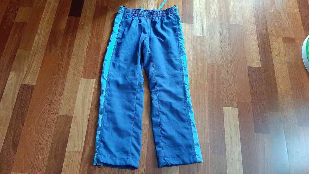 Sportovní kalhoty vel.128 nenošené - foto 1