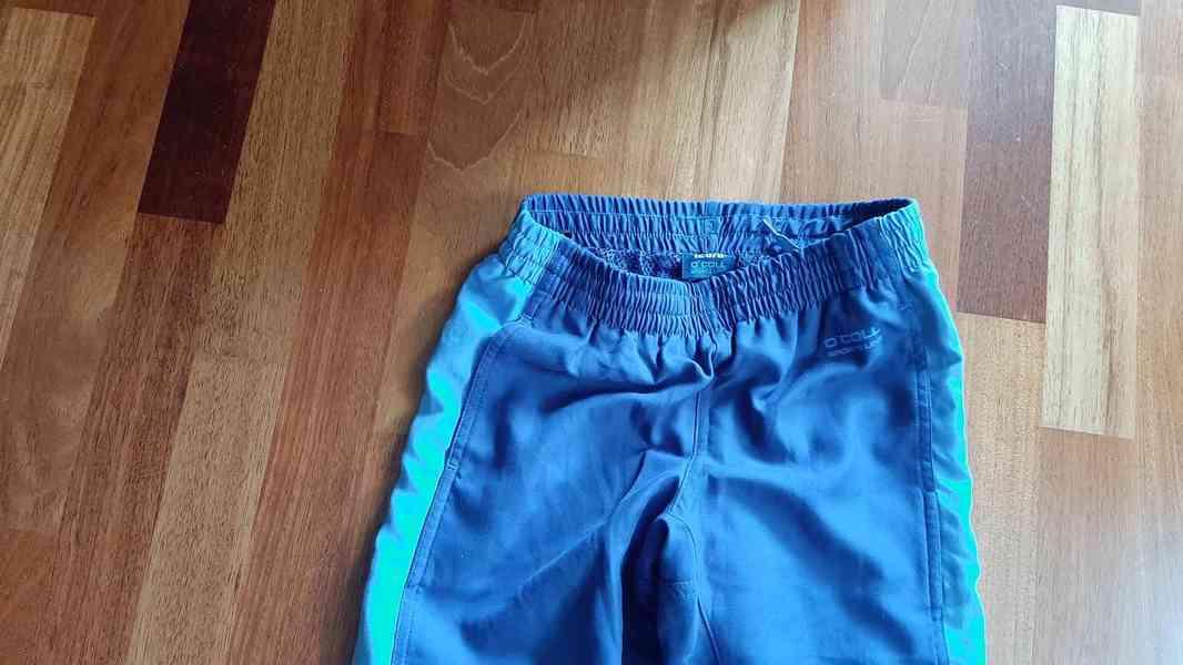 Sportovní kalhoty vel.128 nenošené - foto 2