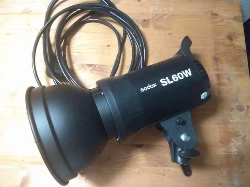 Godox SL60W - kontinuální světlo - 2 kusy