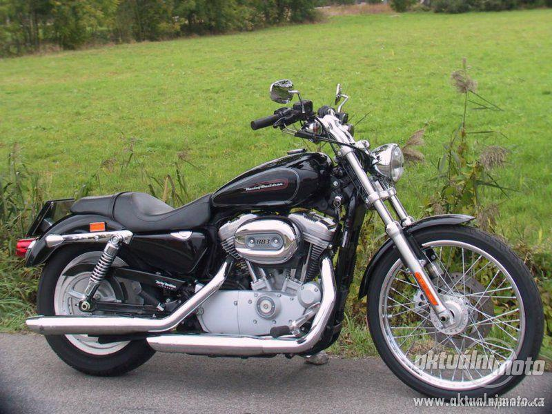 Harley-Davidson XL 883C Sportster