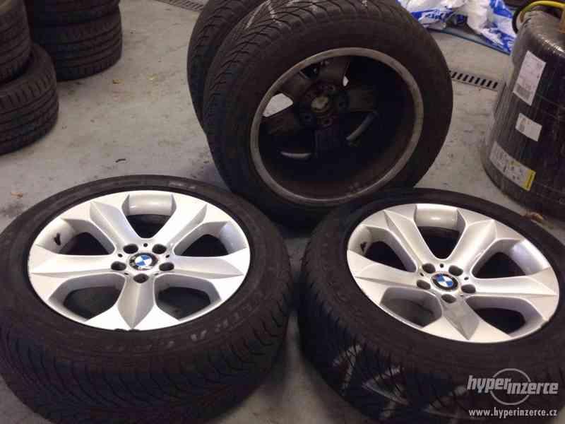 Prodám originál obutí na BMW X6(X5) 19 - foto 2