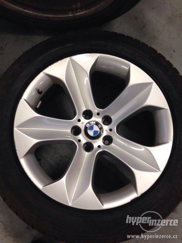 Prodám originál obutí na BMW X6(X5) 19 - foto 1