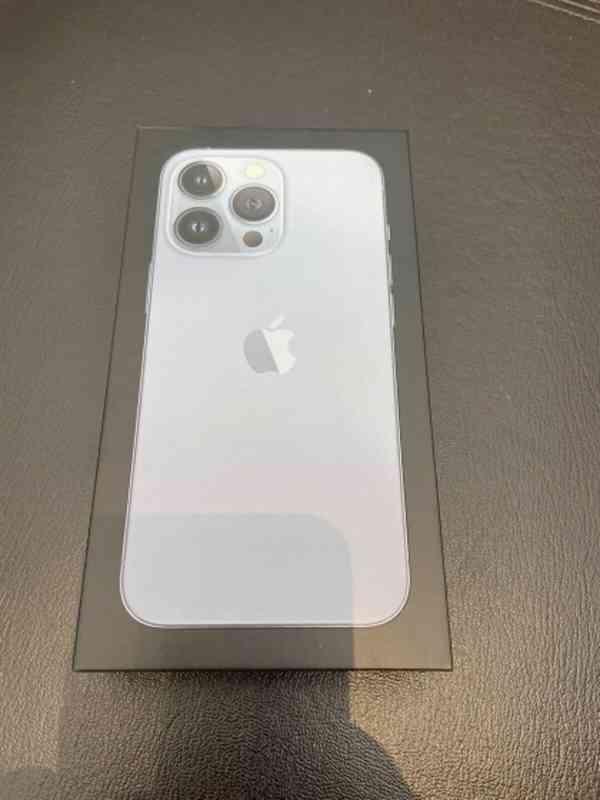 Apple iPhone 13 Pro - 256 GB - Sierra Blue (bez Simlocku) -