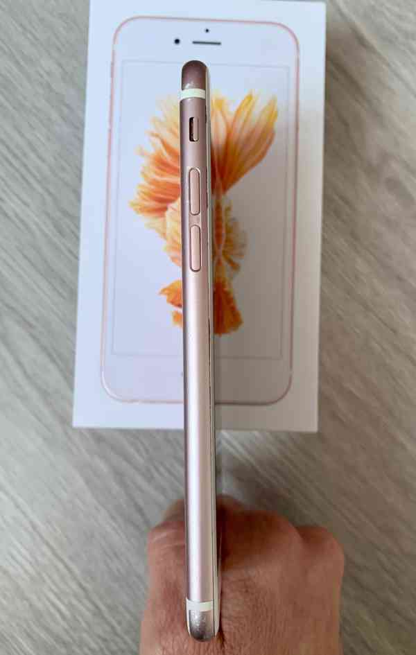 Apple iPhone 6S 128 Gb růžový  - foto 5