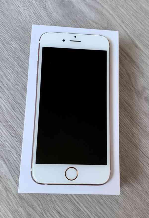 Apple iPhone 6S 128 Gb růžový  - foto 1