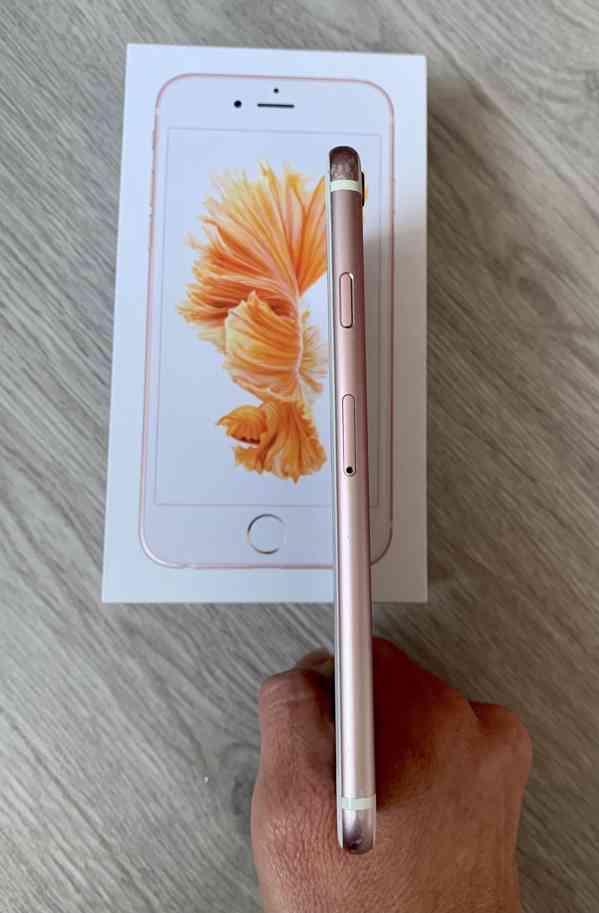 Apple iPhone 6S 128 Gb růžový  - foto 4