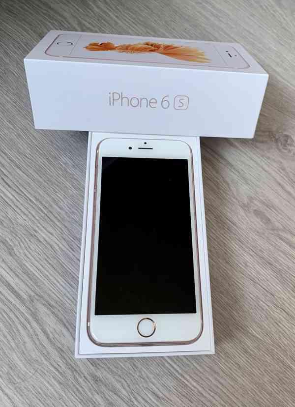 Apple iPhone 6S 128 Gb růžový  - foto 6
