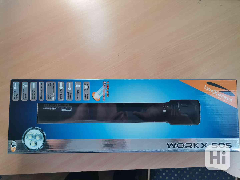 Svítilna Workx 505 - foto 1