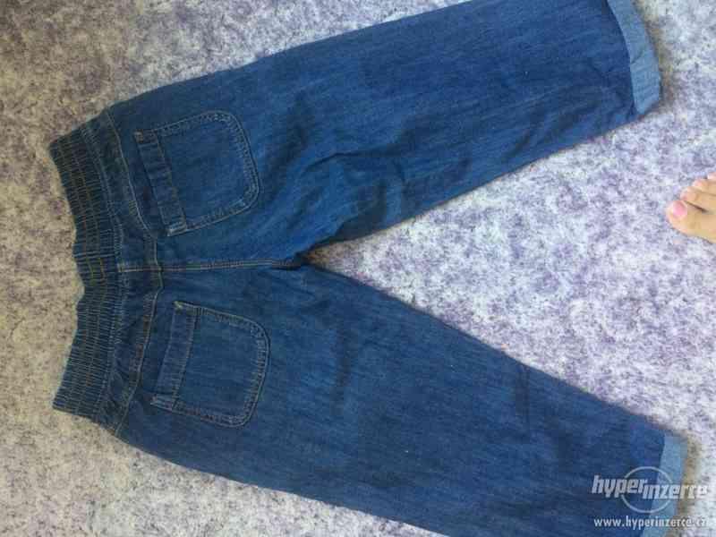 Prodám dívčí džínové kraťasy, Next, 13 let, 158 cm - foto 2