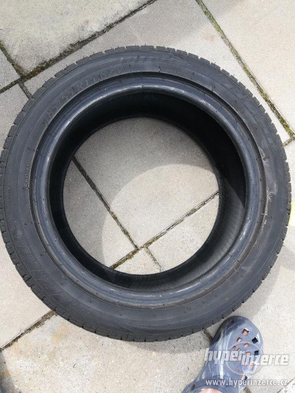 Prodám letní pneu PRIMA TIGAR 185/55/R15 za 890Kč.