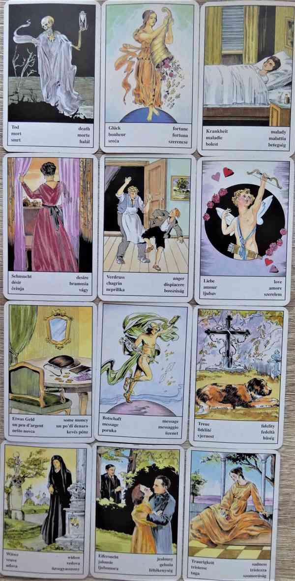 Cikánské karty - výklady - foto 2